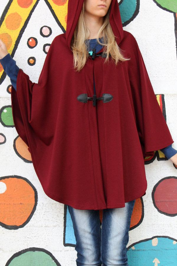 Γυναικεία Κάπα  Το πιο μοδάτο πανωφόρι της χειμερινής σεζόν! 88c7fdad93c