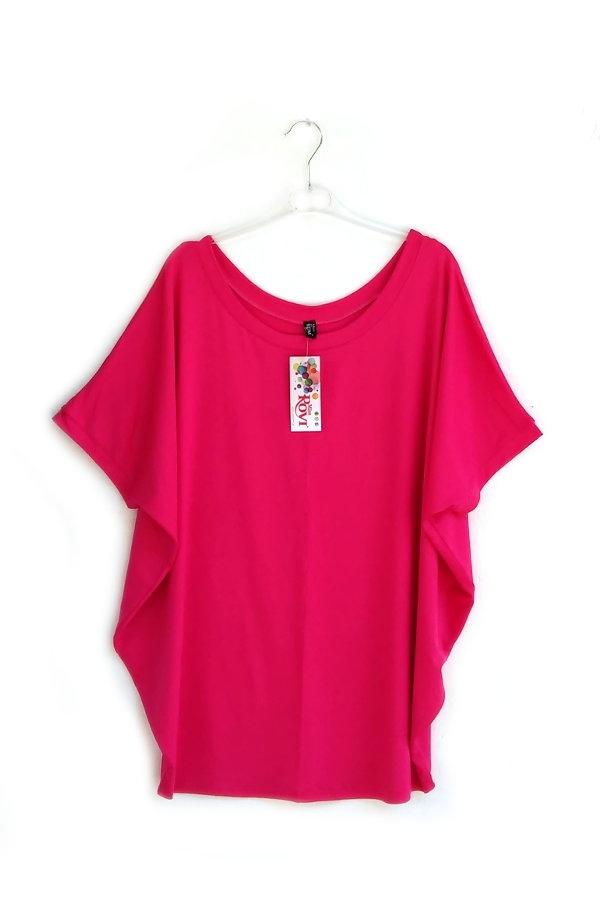 802fb168ee49 ... Νυχτερίδα Ενδιάμεση Κοντομάνικη Onesize. μπλούζα ...