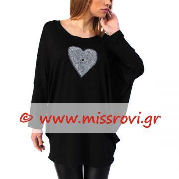 43bffd122826 Ρούχα Rovi με καρδιές Archives - Miss Rovi Fashion