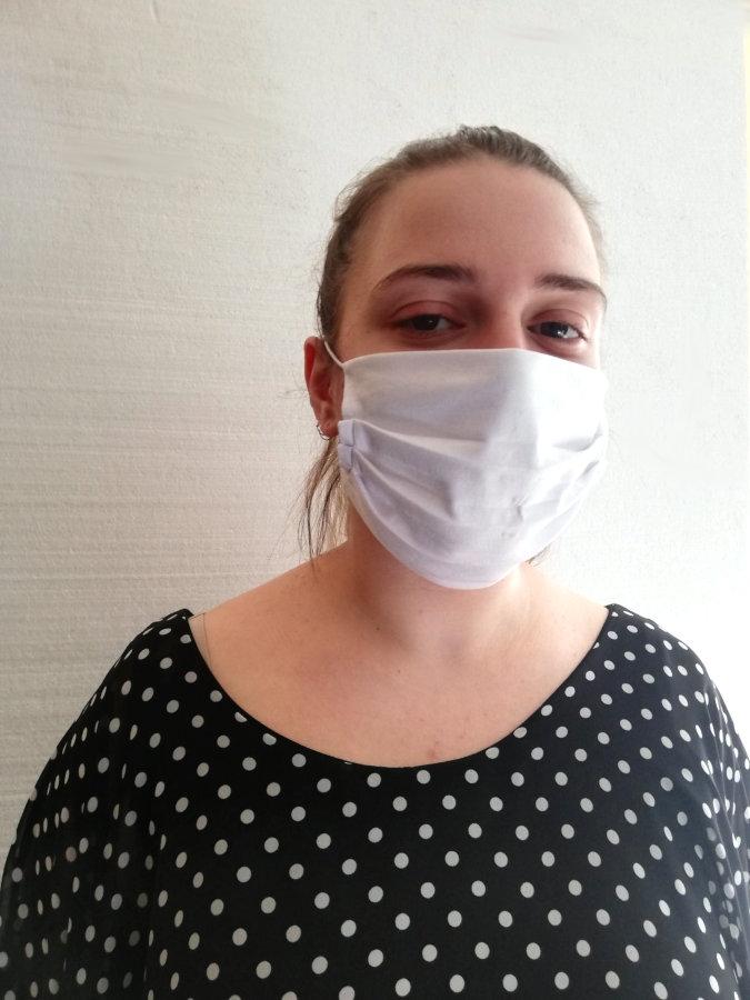 υφασμάτινη μάσκα πολλαπλών χρήσεων
